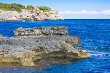 Mediterranean Sea. Mallorca, Spain
