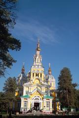 Вознесенский собор в Алматы