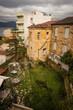 Cityscape in Loutra Edipsou, Evia, Greece
