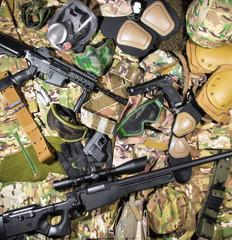 equipaggiamento militare