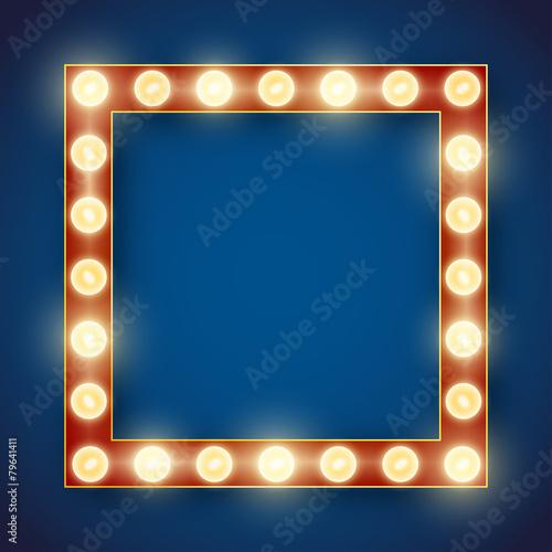 Frame lamp - 79641411