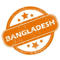 Bangladesh grunge icon