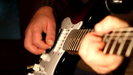 Melody Playing on Electric Guitar
