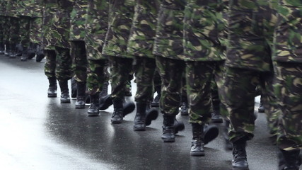 Military Marchpast