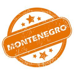 Montenegro grunge icon