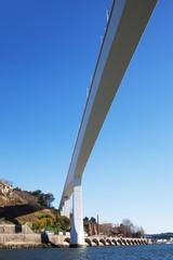 Sao Joao bridge, Porto, Portugal.
