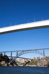 Porto bridges, Portugal.
