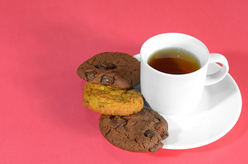 tea and snack