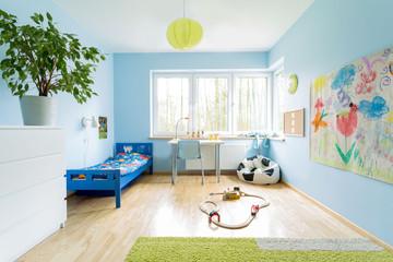 Cute children room