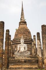 Sukhothai - Historischer Park - Wat Sa Si