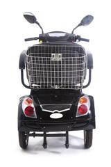 black motorized mobility scooter fot elderly people