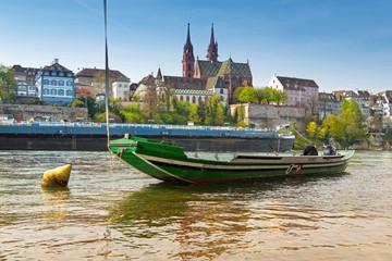Basel, Rheinschifffahrt