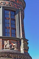 Rathaus Torgau Erker
