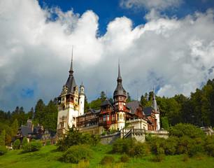 Pelesh castle, Romania
