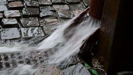 Rainwater Gutter