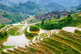 Guilin, China Rice Terraces