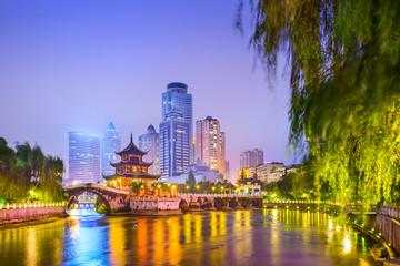 Guiyang, China Cityscape