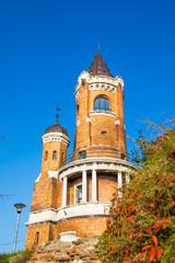 Tower on Gardos hill  in Zemun, Belgrade