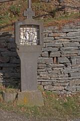 Bildstock am Rotweinwanderweg