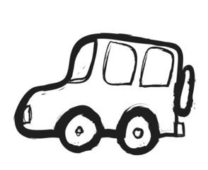 doodle suv car