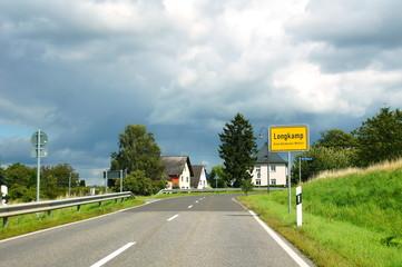 Longkamp im Hunsrück