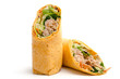 Wraps mit Thunfisch