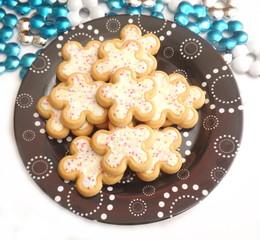 Blümchen Kekse