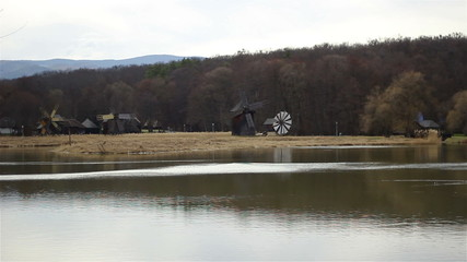 Traditional Wind Mills