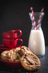 Chip chocolate cookies