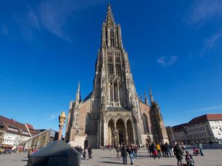 Baden-Württemberg - Ulmer Münster