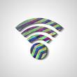 Wireless network symbol