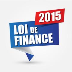 loi de finance 2015 en france