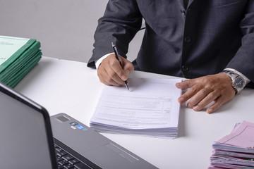 ビジネス サイン