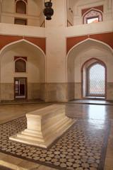 Interior of Humayun's Tomb, Delhi, India