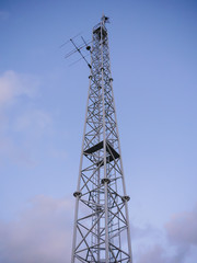 High transmitter