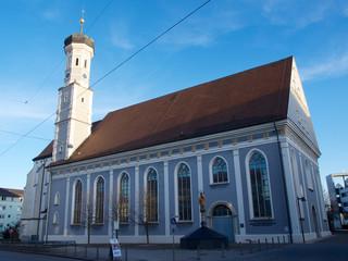 Baden-Württemberg - Dreifaltigkeitskirche Ulm