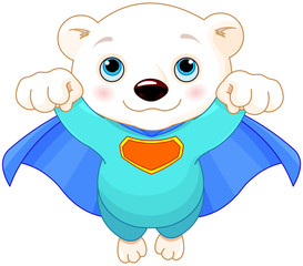 Super Polar Bear