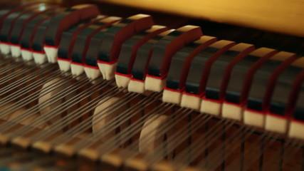 Piano Key Strokes Internal