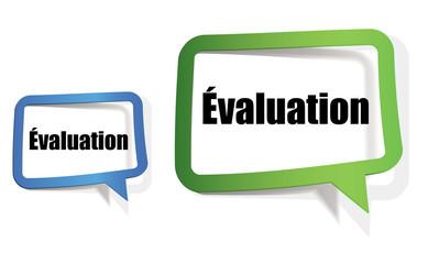 évaluation, notation