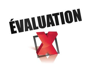 évaluation négative