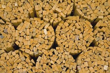 Brennholzbündel / firewood