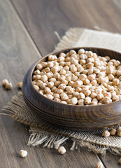 Raw chickpea