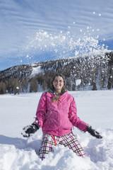 gioia in montagna