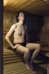 fare la sauna
