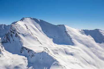 Austrian Alps in Ischgl