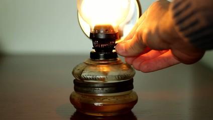 Increase Power of Gas Lantern