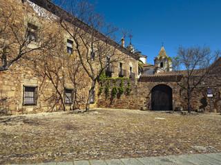 Plaza Veletas en Cáceres
