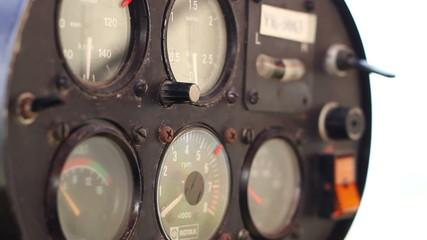 Old Flight Instruments