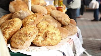 Organic White Bread