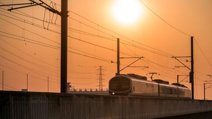 Masstransit train